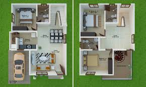 20 Stunning House Plan For Stunning Duplex House Plans For 30x30 Site East Facing Photos