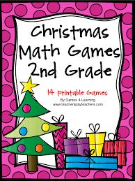 Christmas Worksheets First Grade Third Grade Christmas Activities Aprita Com