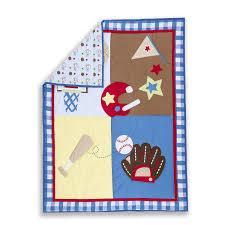 Mini Portable Crib Bedding by Amazon Com Dream On Me All Star Athlete 3 Piece Set Baby