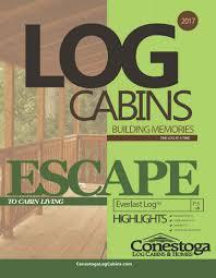 green design archives the log home floor plan log cabin kit catalogs archives conestoga log cabins homes
