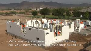 icf specialist build a home in 1 day youtube