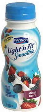 dannon light and fit yogurt drink meijer dannon light fit smoothies only 0 38 become a coupon queen