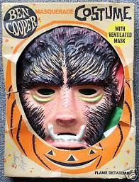 Wolfman Halloween Costume 22 Fun Unique Weird Vintage Ben Cooper Halloween Costumes