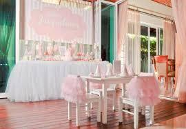 tutu chair covers kara s party ideas s princess girl ballet 1st