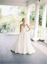 amsale wedding dresses for sale plantation wedding at lowndes grove plantation southern