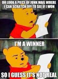 Not Sure If Meme Maker - pooh bear meme generator imgflip