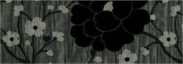 Black And Silver Curtains Luxury Crushed Faux Silk Patterned Silver Black Curtains