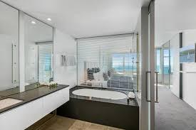Bathroom Vanities Gold Coast by Q1 Resort U0027s Four Bedroom Penthouse Gold Coast
