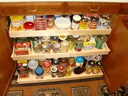 Pull Out Kitchen Shelves by Shelfgenie Of Baltimore Slide Out Storage Solutions For The