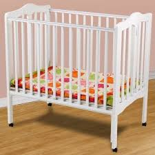Delta Portable Mini Crib Delta Portable Mini Crib In White Click To Enlarge Baby Goods