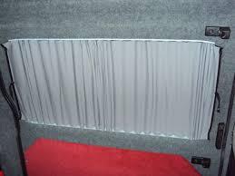 Van Window Curtains Ford Transit Forum U2022 View Topic Sliding Door Curtains