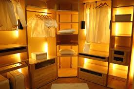 walk in closet lighting closet lighting wood walk in closet with built in lighting closet