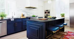 blue painted kitchen cabinet ideas the best 12 blue paint colors for kitchen cabinets