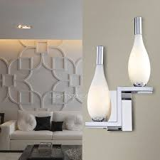 Unique Wall Sconces Wall Sconces And Bottle Type Glass Shade