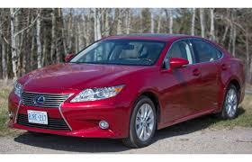 lexus ls calgary reader review 2014 lexus es 300h driving