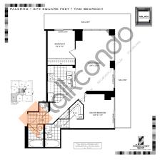 Conservatory Floor Plans Milan Condos Talkcondo