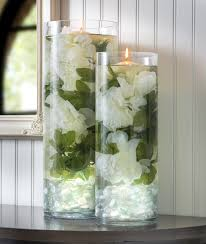 floral centerpieces glowing floral diy wedding centerpieces diy candy