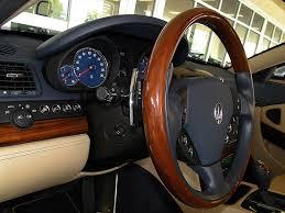maserati steering wheel 2009 maserati quattroporte