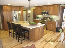 Unfinished Wood Kitchen Island Save Money By Going With Unfinished Kitchen Island Cabinets