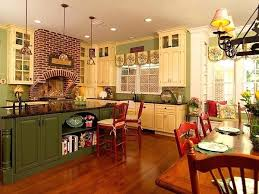 country ideas for kitchen rustic country kitchen decor endearing country cabinets at