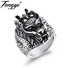 aliexpress buy 2017 new arrival mens ring fashion tengyi 2017 new arrival men ring men finger ring