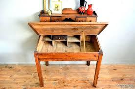 bureau de secr aire meuble secretaire ancien meuble secretaire ancien bureau de pente