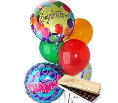 balloons delivery nj flowers balloons chocolate 6 mixed br choose occasion from