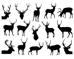 christmas silhouette cliparts free download clip art free clip