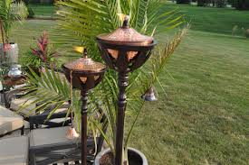 Patio Torch Lights by Patio Chandeliers Decor Lights Using Milk Carton Inside Outdoor