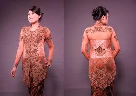 model baju atasan untuk orang gemuk 2015 model baju dan tips memakai kebaya untuk orang gemuk model baju batik
