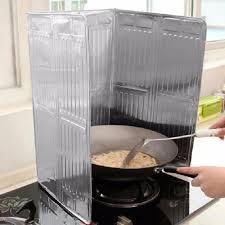 2017 sale 1pcs kitchen cooking frying pan oil splash screen