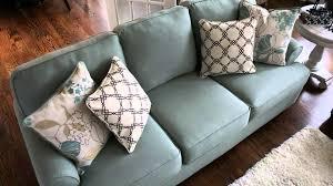 ashley furniture homestore daystar sofa youtube