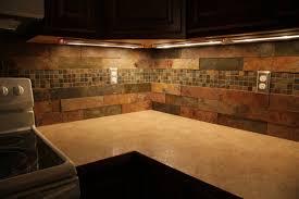 How To Paint Tile Backsplash In Kitchen Backsplashes How To End Kitchen Tile Backsplash Cabinet Color For