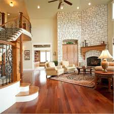 interior alluring modern white living room decoration using high