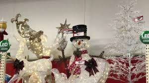Home Depot Decorations Christmas 2017 Decorations Home Depot Frosty Snowman Deer