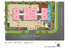 site floor plans 8 bassein