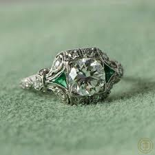 old diamond rings for sale vintage engagement rings with stunning