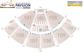 United Center Seating Map The Cynthia Woods Mitchell Pavilion Venue Maps