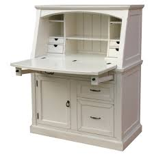 Small Floating Desk by Modern Blue Desk With Three White Floating Shelves To Put A Set Of