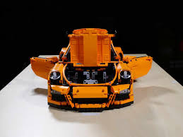 lego porsche 911 gt3 rs video only porsche 911 gt3 rs to get lowest safety rating