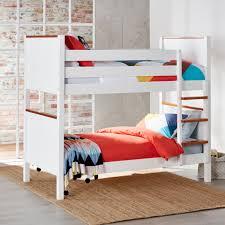 Bondi Bunk Bed Frame Buy Online Bunk Bed Kids Bedroom Snooze - Kids bunk beds sydney