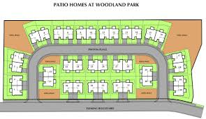 woodland park subdivision and development affordable housing