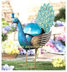 marvelous decorative garden stakes butterfly stakes outdoor yard