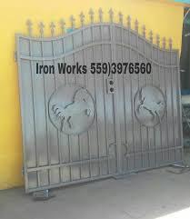 ornamental iron works fresno ca local business fresno