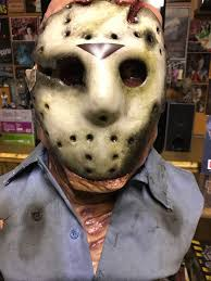 Jason Halloween Mask by Jason Goes To Hell Bust Horror Amino