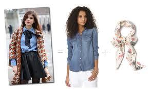 two easy ways to dress up your denim shirt u2013 eat sleep denim blog