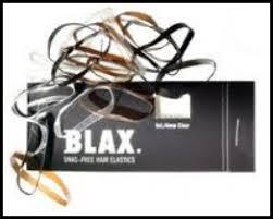 blax hair elastics blax snag free hair elastics hair accessories