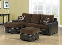 Microfiber Sectional Sofa With Chaise by Living Room Grey Sectional Sofa Brown Leather Microfiber Couch