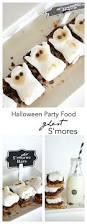 halloween food ghost s u0027mores bars the idea room