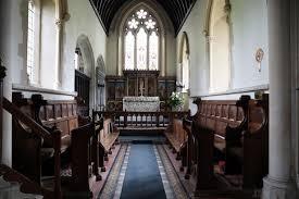 Englefield Berkshire Pippa Middleton U0027s Wedding Venue Inside St Mark U0027s Church In